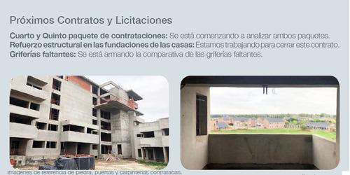 departamento en construcción - nordelta