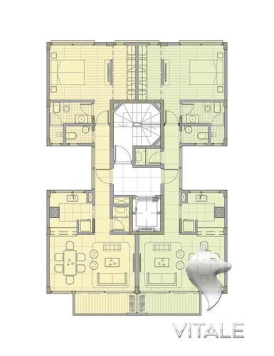 departamento en construcción plaza mitre