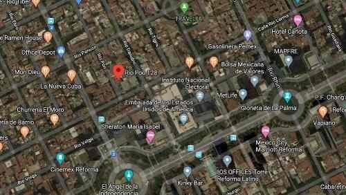 departamento en cuauhtemoc, col. juarez, calle río poo