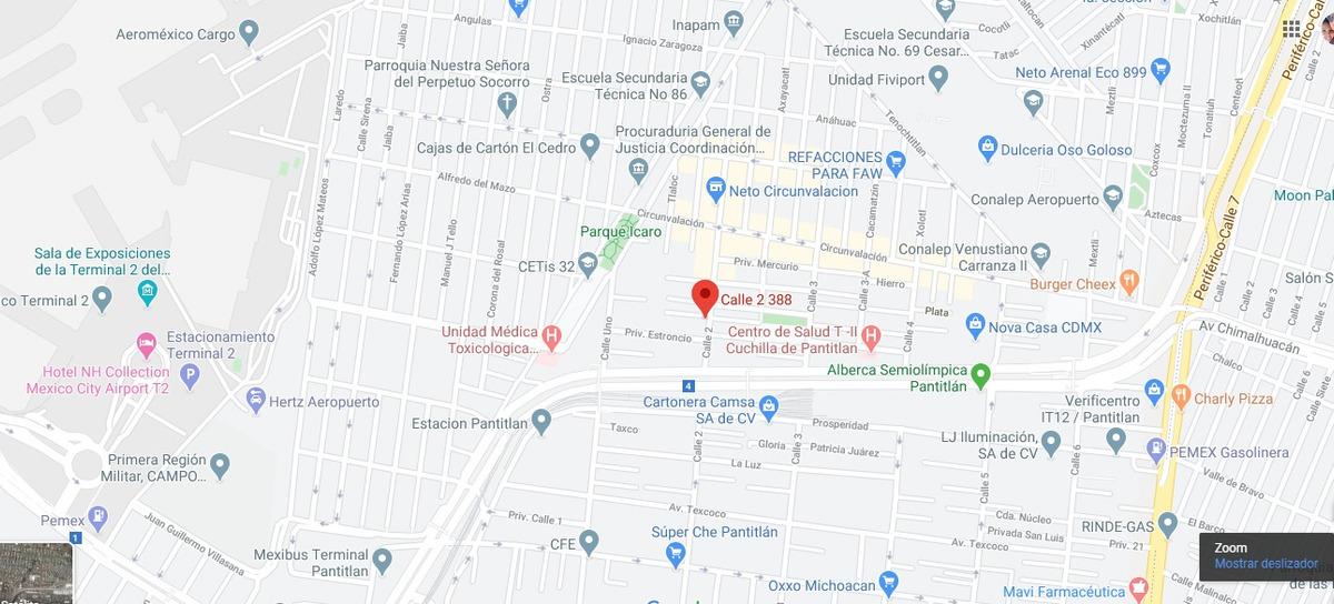 departamento en cuchilla pantitlan mx20-ib5739