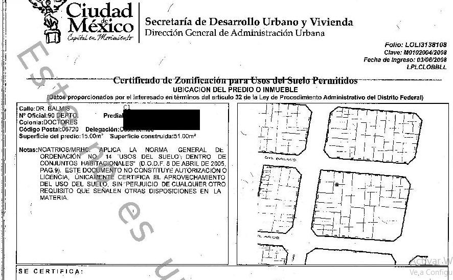 departamento en doctores mx20-hq7941