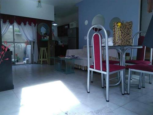 departamento en duplex 3 ambientes con cochera y patio - ramos mejia