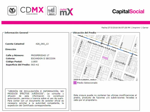 departamento en escandon mx18-eh3165