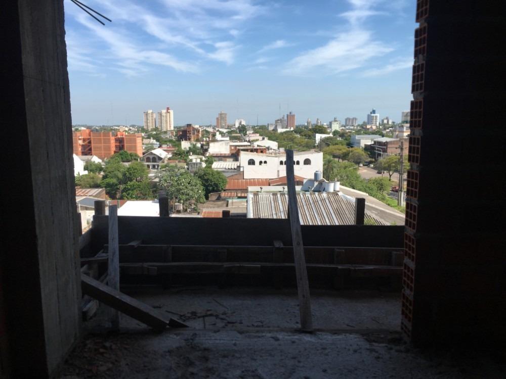 departamento en esquina 2 dorm con terraza