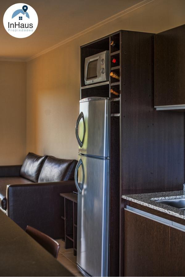 departamento en formato condo hotel  - villa general belgrano