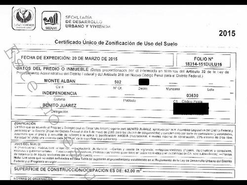 departamento en independencia mx18-eh2898
