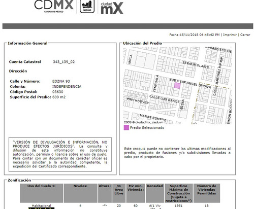 departamento en independencia mx18-fk8763