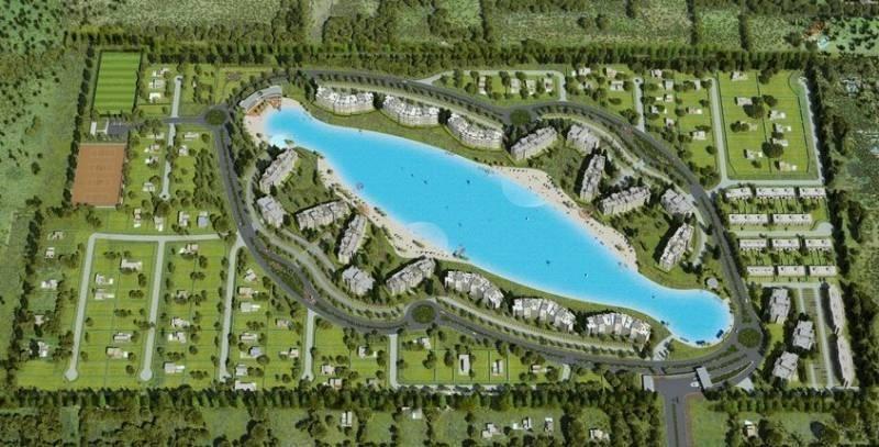 departamento en lagoon pilar financiado, vista a jardines!!