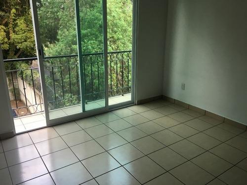 departamento  en lomas de atzingo / cuernavaca - crb-734-de