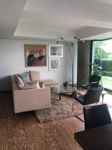 departamento en luminosa planta jardín, remodelado, 250 m2