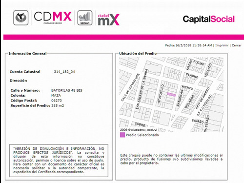 departamento en maza mx18-ec2125
