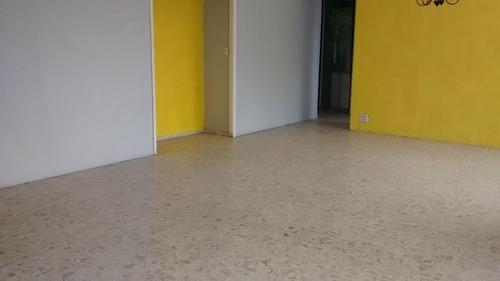 departamento  en miraval / cuernavaca - crb-342-de