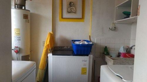 departamento  en miraval / cuernavaca - grb-468-de