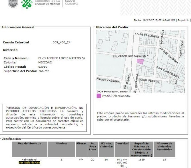departamento en mixcoac mx20-hv9491