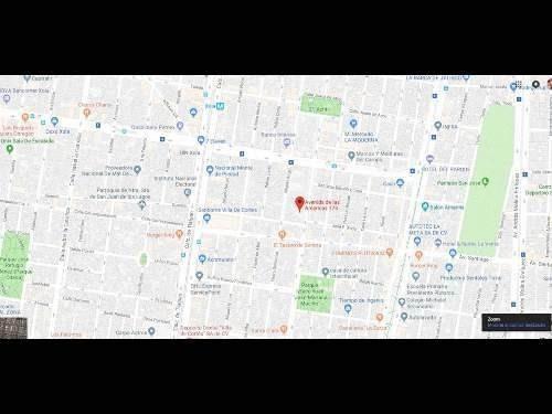 departamento en moderna mx18-ea9986