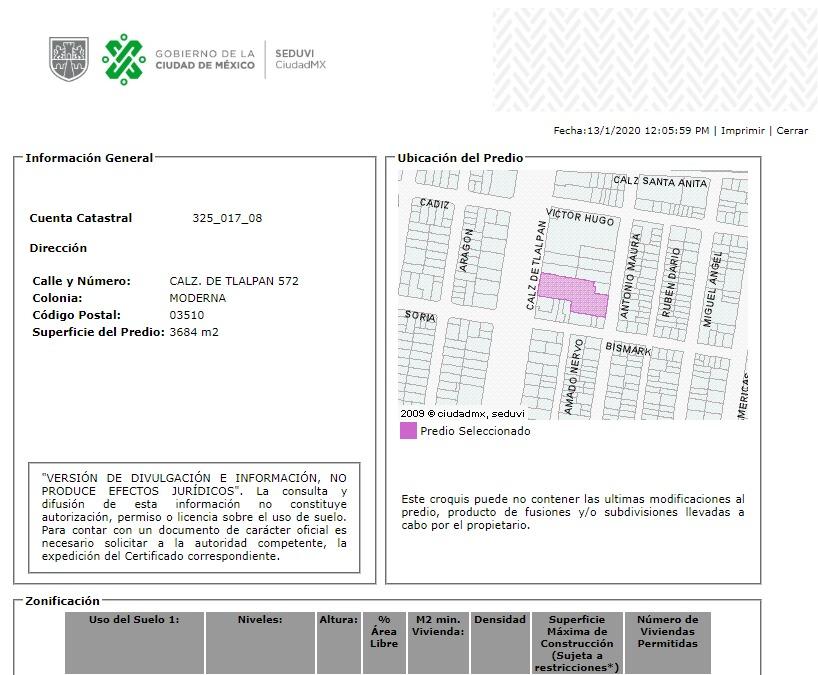 departamento en moderna mx20-hn8632