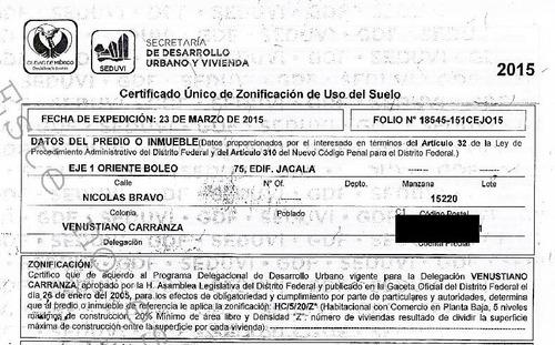 departamento en nicolas bravo mx18-ek7974