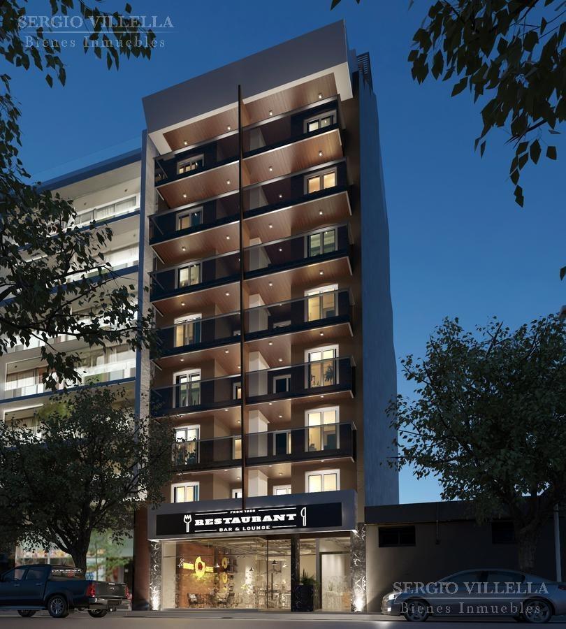 departamento en nueva cordoba 1 domitorio con balcon pileta asador quincho