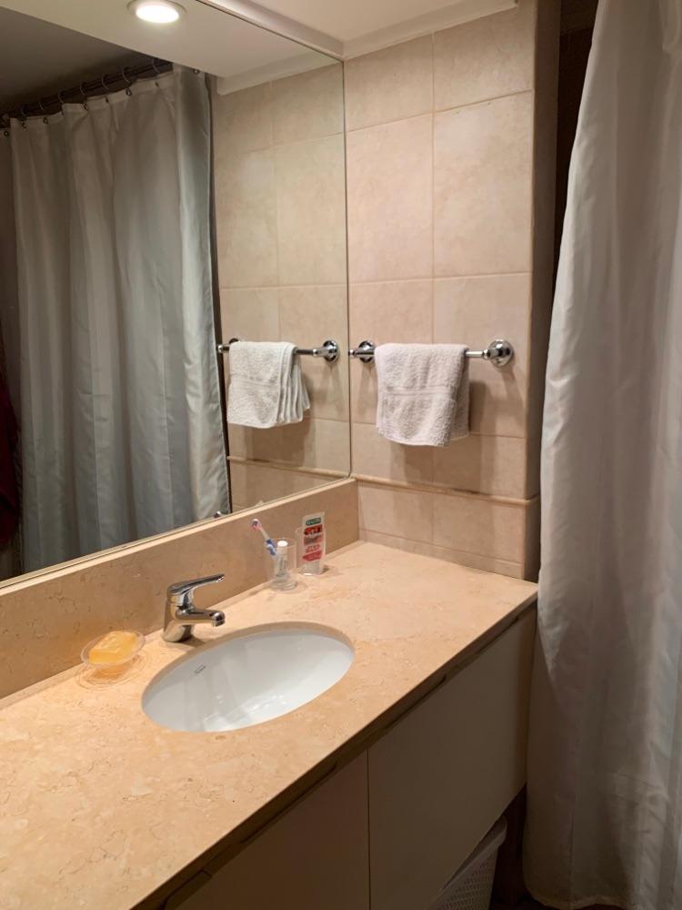 departamento en oroño, 2 dormitorios, 2 baños.