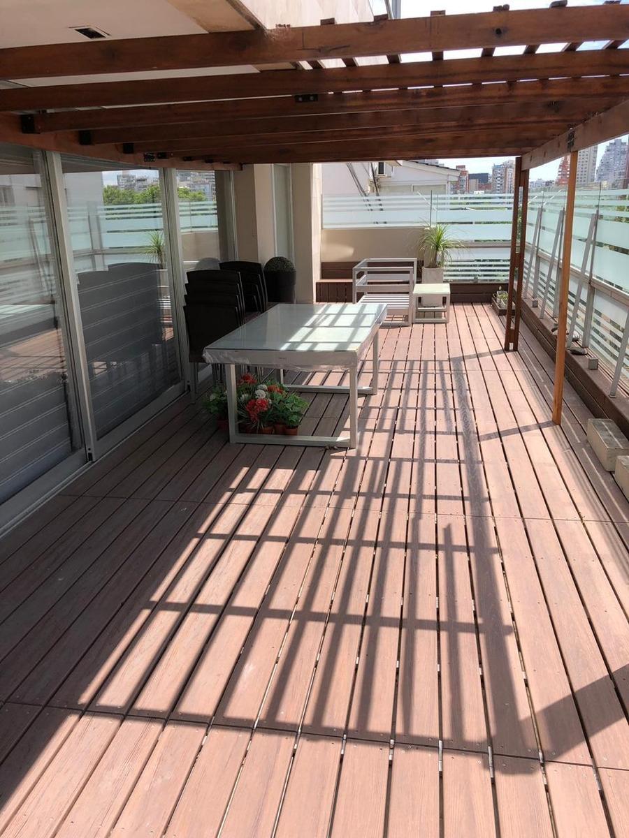 departamento en palermo,amenities, balcon terraza 2 cochera