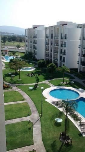 departamento  en paraíso country club / emiliano zapata - ca
