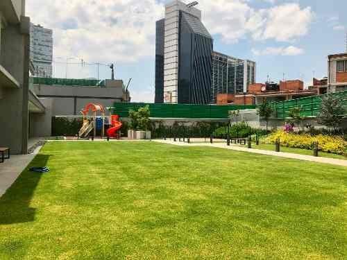 departamento en parques plaza nuevo polanco con terraza