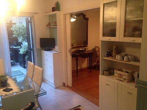 departamento en pb 4 ambientes con patio propio y 2 cocheras