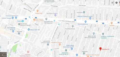 departamento en pedregal de santo domingo mx18-em3002