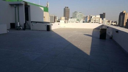 departamento en petrarca con roof garden privado