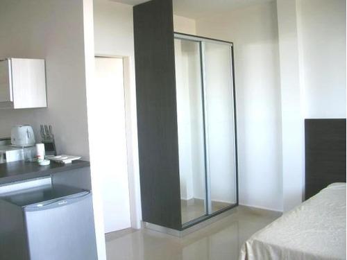 departamento en pinamar. ambiente. dormitorio. 35 m2. 35 m2c