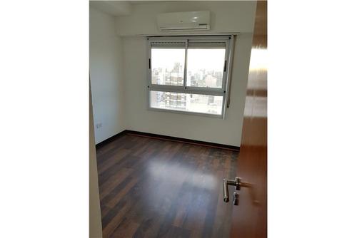 departamento en piso alto 2 amb. con cochera