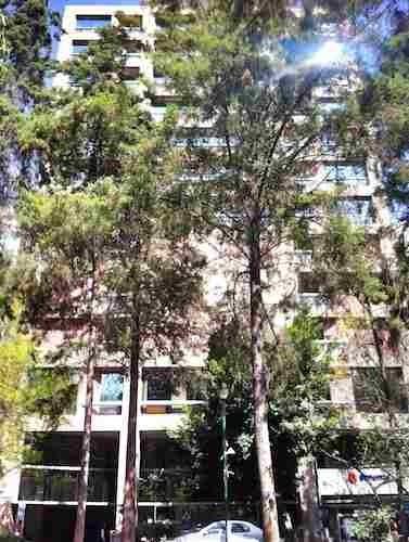 departamento en polanco frente al parque uruguay 3 recámaras