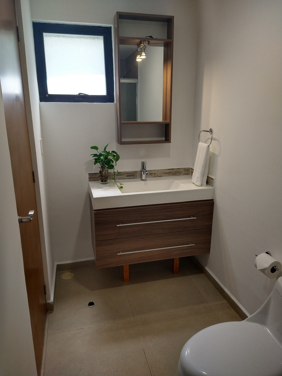 departamento en popotla / 98 metros / 2 recamaras / 2 baños