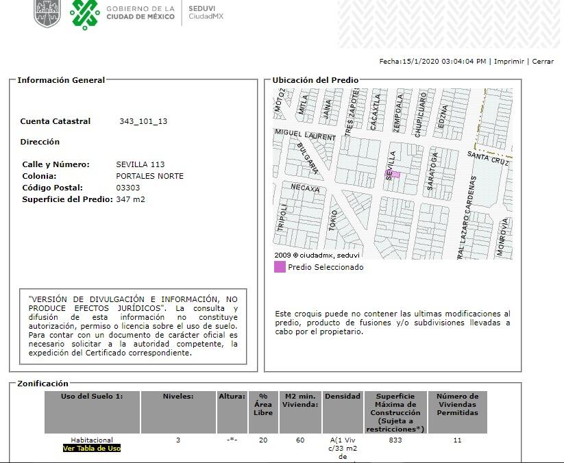 departamento en portales norte mx20-ho3058