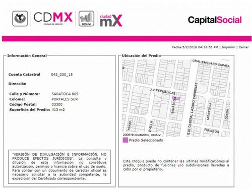 departamento en portales sur mx18-eo5588