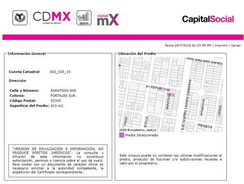 departamento en portales sur mx18-ev9652