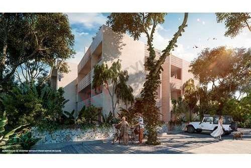 departamento en pre-venta en grand sirenis, akumal - entrega dic 2021