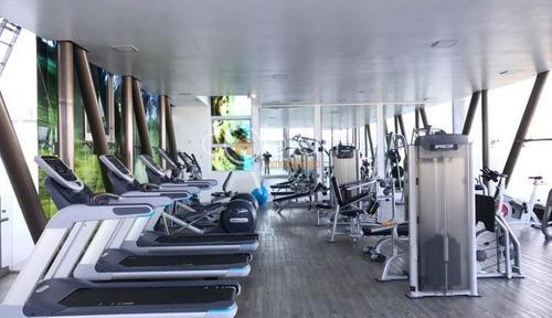 departamento en punta alta, elevador, gym, alberca, jacuzzi