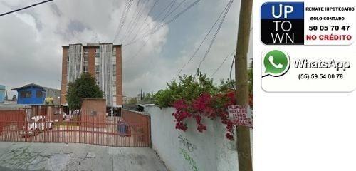 departamento en remate agricola metro tláhuac id-2779