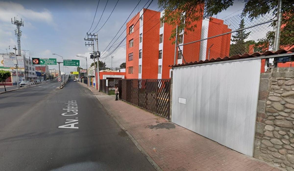 departamento en remate bancario del coyoacan