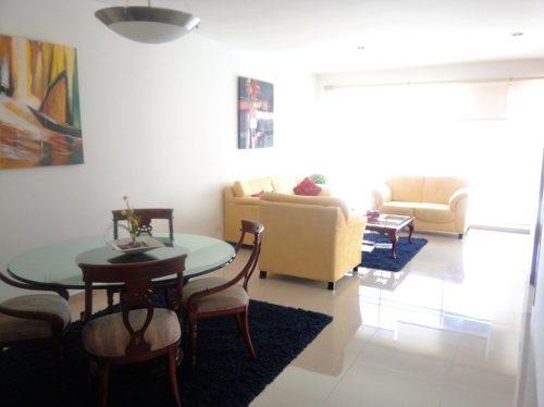 departamento en renta amueblado plaza angelopolis $16,500