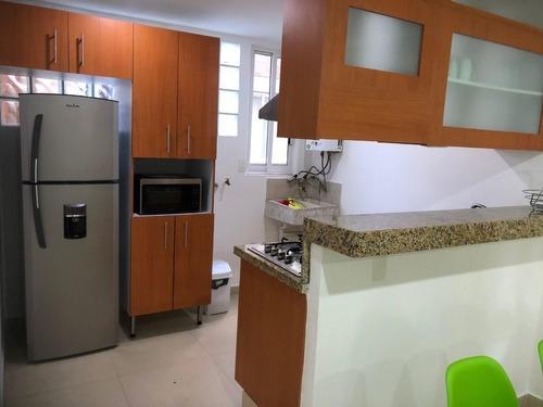 departamento en renta amueblado, zona de coyoacan