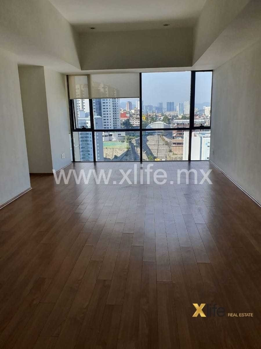 departamento en renta central park interlomas