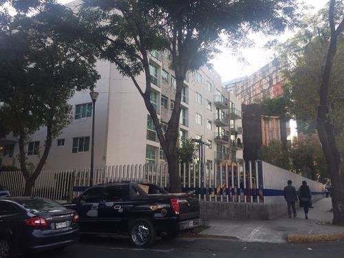 departamento en renta col. cuauhtemoc ciudad de méxico