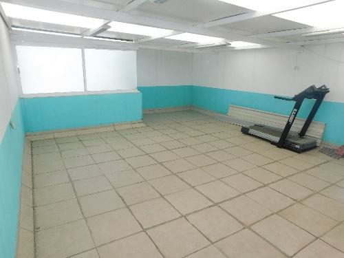 departamento en renta con roof garden privado en azcapotzalco,