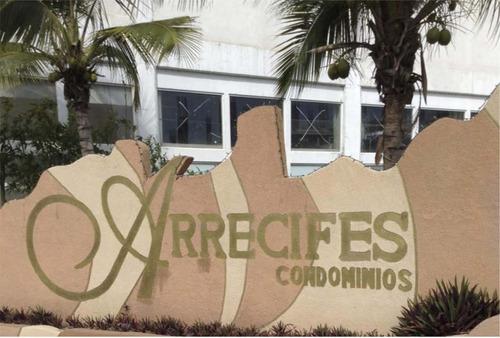 departamento en renta condominio arrecifes