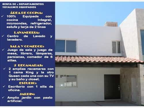 departamento en renta country club
