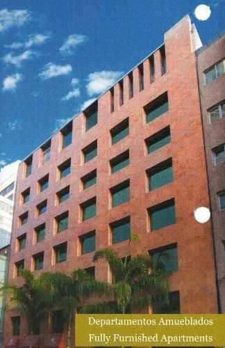 departamento en renta, cuauhtémoc, ciudad de méxico