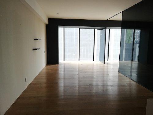departamento en renta de 118 m2 en torre magenta reforma