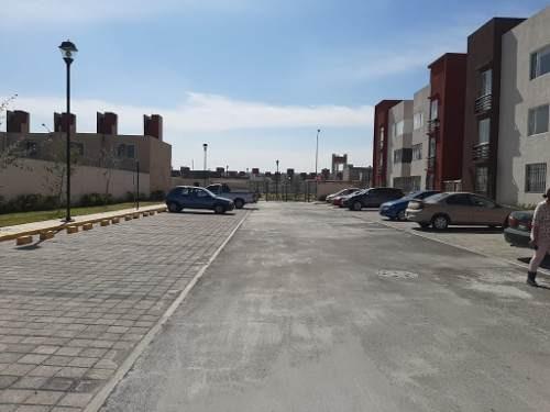departamento en renta dentro de fraccionamiento en otzolotepec